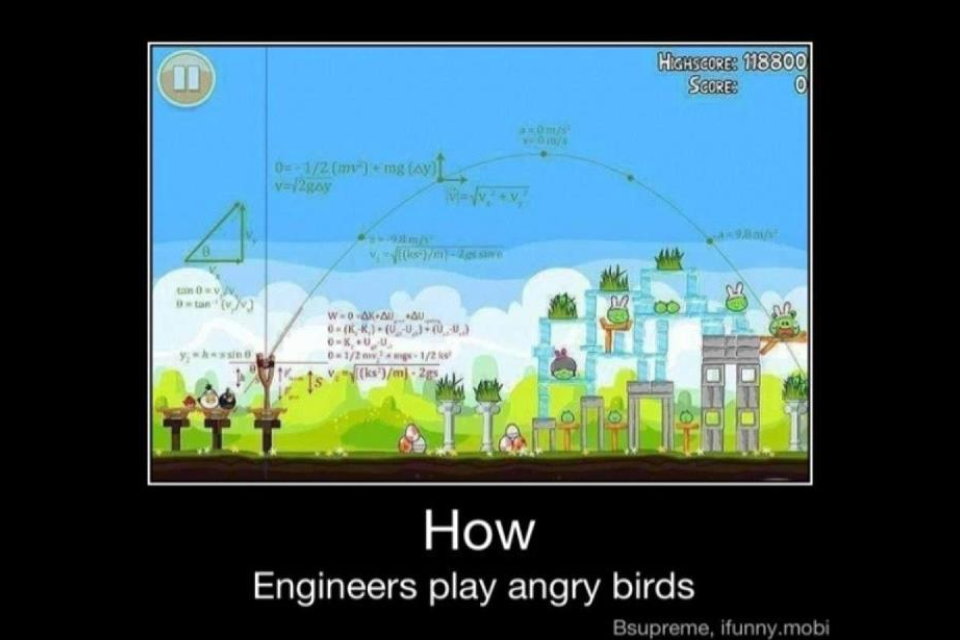 The Five Funniest Engineer Jokes | Forum Events